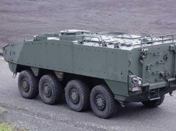 【兵器】日本新型轮式装甲车初露端倪
