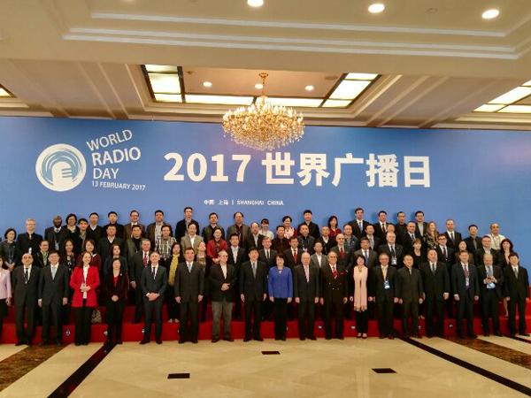 """世界在上海""""聆听""""    中国向全球""""发声"""""""