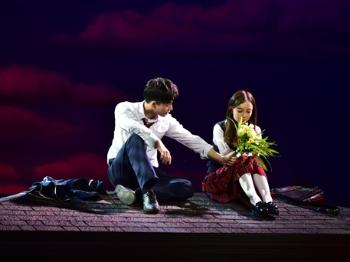 让时光回到纯真青春时代 音乐剧《不能说的秘密》首演
