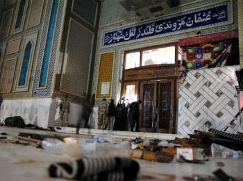 巴基斯坦南部爆炸致数十人伤亡