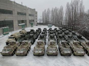 【军情】顿巴斯冲突逼乌克兰转移兵工厂