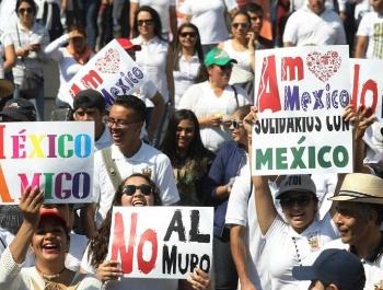 拉美观察|墨西哥人选择为尊严发声