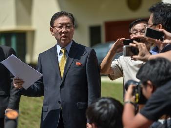 """两国打""""嘴仗"""" 马来西亚召回驻朝鲜大使"""