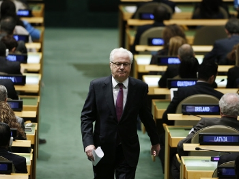俄罗斯常驻联合国代表丘尔金猝死