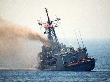 【战例】30年前,伊拉克改装公务机重创美军战舰
