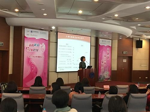 上海:大部分乳腺癌患者可活过5年 正确康复指导延长生存时间