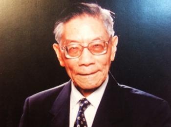 """著名材料科学家、市""""慈善之星""""徐祖耀逝世"""