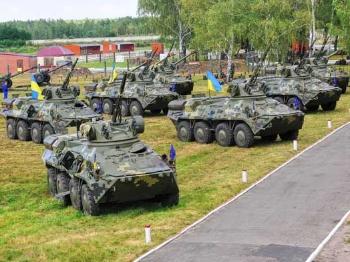 """【军情】乌克兰国防部打造""""北约标准军校"""""""