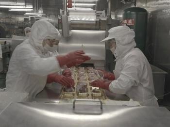"""菜鸟推动中国生鲜冷链升级  进口肉类进入""""冰鲜时代"""""""