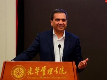 国际脑中国心  百胜中国掌舵人北大解密30年成功经验