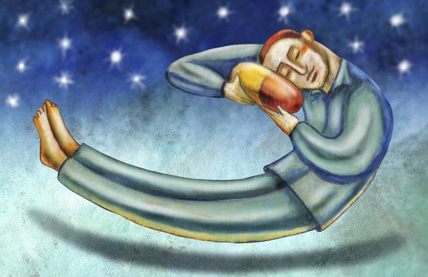 近八成网民深受失眠困扰 认为失眠后应及时治疗者仅占4.5%