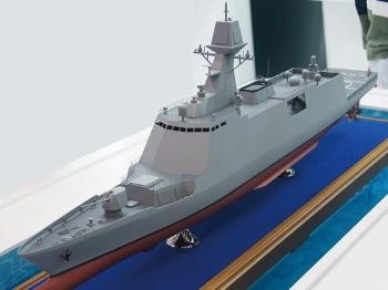 【兵器】韩国将建造新型FFX-3护卫舰