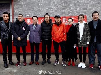 张艺谋新片《影》低调开机 邓超胡军等出演