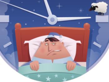 今日焦点丨睡眠障碍日趋普遍化 年轻化 专家:讲究睡眠卫生 不可胡乱吃药