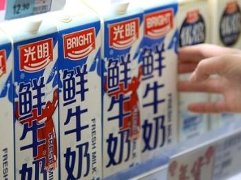 """上海""""最严""""食品安全条例实施   光明乳业贯彻执行从全产业链管控"""
