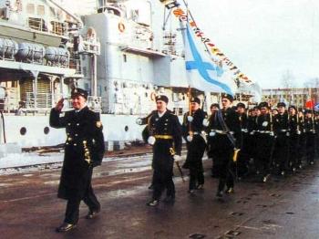【军情】俄北方舰队在舰艇上普及合同兵制
