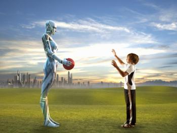 今日焦点丨人工智能是伙伴不是隐患