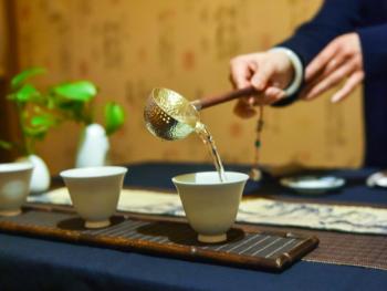 老字号新气象丨汪裕泰百年茶庄线上线下都飘香