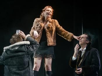 母亲节看《母亲》 立陶宛VMT国家剧院在沪献演