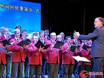 维也纳男子合唱团首度来沪