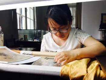 【让传统文化活起来】老古董有新人学