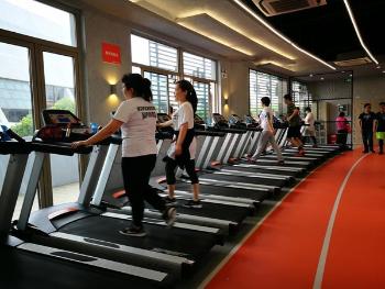 沪上首家24小时全民健身场所亮相 最低月付不到百元