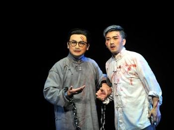 【台前幕后】《浴火黎明》昨亮相第八届中国京剧艺术节