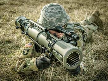 【兵器】M3E1轻量级单兵无后坐力炮