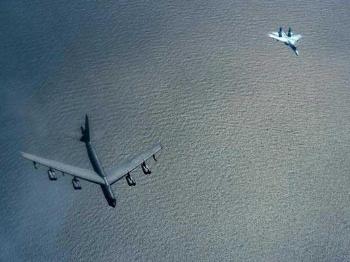 【军情】美军三型战略轰炸机首次齐聚欧洲