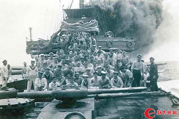 """【战例】""""孤岛恶战""""为澳大利亚海军""""奠基"""""""