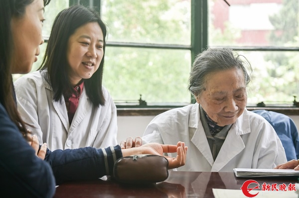 朱南孙:大医无秘方 流派传承最终还是要服务病患