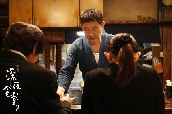 小林薰:当你找不到出口,请来《深夜食堂》治愈内心图片