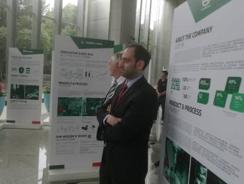 意大利在沪展示前沿创新技术