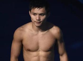 出现连续失误 跳水男女混合全能中国队列第六