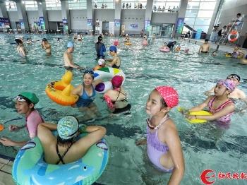 又是暑期游泳高峰,泳池的保障工作做好了吗?