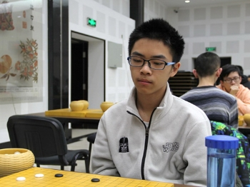 同里杯全国围棋升段赛今落子 128名职业棋手报名参赛