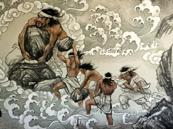 神话大禹治水在当代有什么意义?