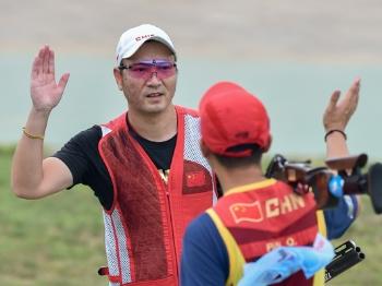胡斌渊再夺射击金牌:可能是他的最后一届全运会