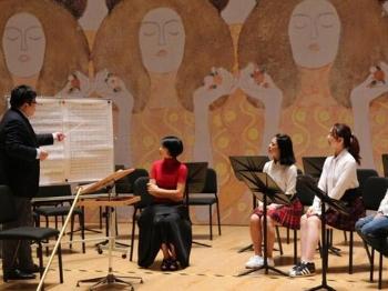 《艺术课堂》开课啦!上交音乐厅变身文化课堂