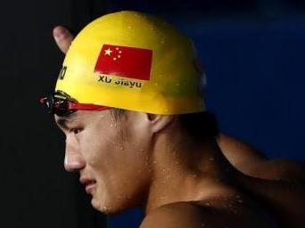 200米仰泳仅获第五 徐嘉余大热倒灶