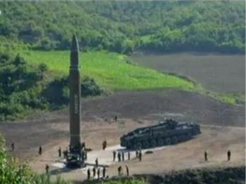 朝鲜深夜射洲际导弹 中国敦促防紧张局势升级