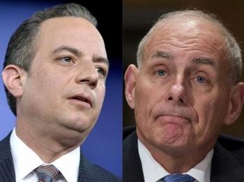 """""""中间人""""受够夹板气 白宫办公厅主任换人"""