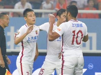 武磊三场比赛为上港进四球,但是胡尔克呢?