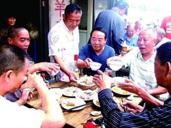 田园美食节丨黄渡古镇 夏吃羊肉喝烧酒 传承百年齿留香