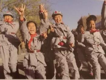 捐赠红军小学 助力教育兴国