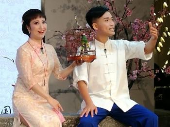【夏练三伏】高温下排演,上海文慧沪剧团:辛苦,但很开心
