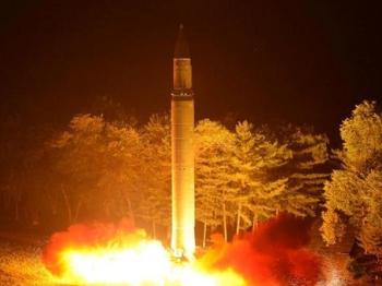 朝鲜试射导弹怪中俄? 俄:美国毫无根据