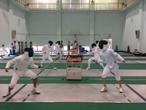 世界大运会中国击剑队一半是上海小囡 上海击剑体教结合出成果