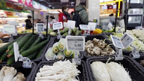 """买菜像逛超市  示范性标准化菜市场""""标配""""也豪华"""