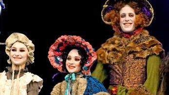 【台前幕后】英伦魔幻儿童舞蹈剧场《卖火柴的小女孩》5日亮相